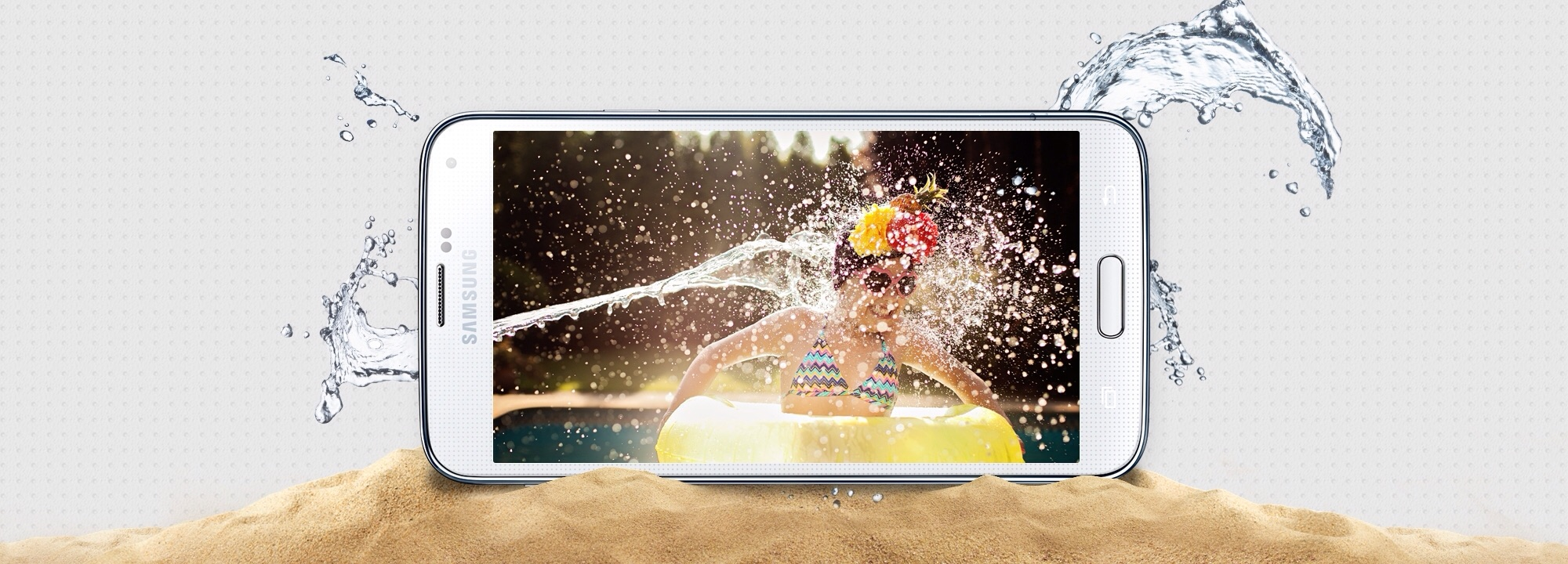 Samsung Galaxy S5 - TelOneiPhone.fr
