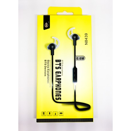 Casque Bluetooth intra-auriculaire One Plus - TelOneiPhone.fr