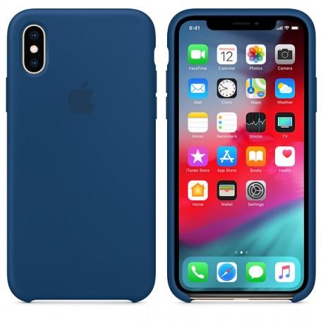 Coque en silicone pour iPhone 7/8 - TelOneiPhone.fr