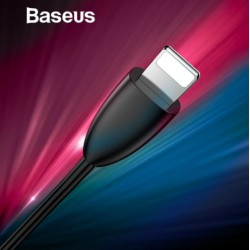 Câble USB vers Lightning 2A Charge Rapide 1m Baseus