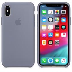 Coque en silicone pour iPhone XS