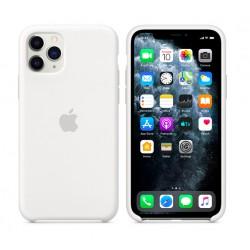 Coque en silicone pour iPhone 11 Pro