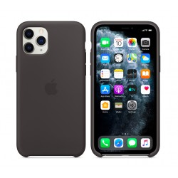 Coque en silicone pour iPhone 11 Pro - TelOneiPhone.fr