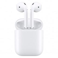 Ecouteurs sans fil Apple AirPods - TelOneiPhone.fr
