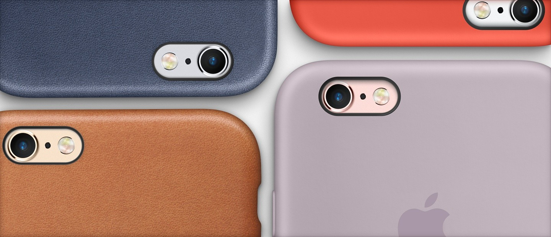 Housse Cuire iPhone 6/6S - TelOneiPhone.fr