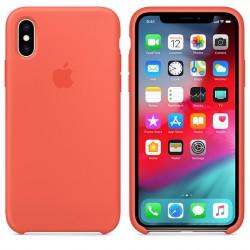 Coque en silicone pour iPhone XS Max - TelOneiPhone.fr