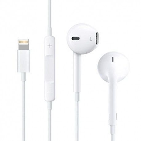 EarPods avec connecteur Lightning - TelOneiPhone.fr