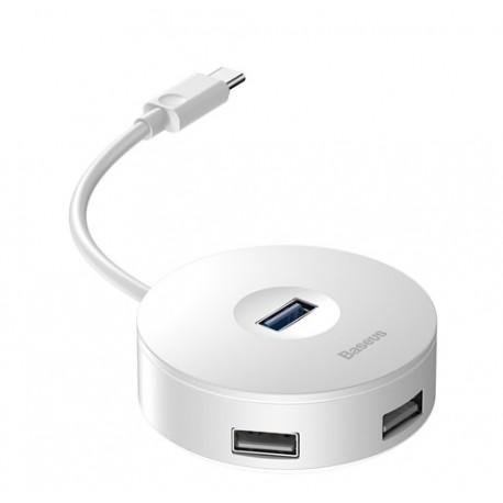 HUB Box 5 Ports USB-C Baseus - TelOneiPhone.fr