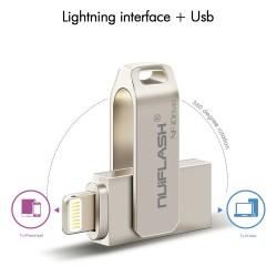 Clé Usb Lightning 2 en 1 32Go iFlash Drive