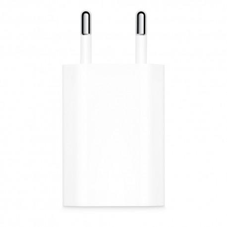 Adaptateur secteur USB 5 W iPhone/iPod/Apple Watch - TelOneiPhone.fr