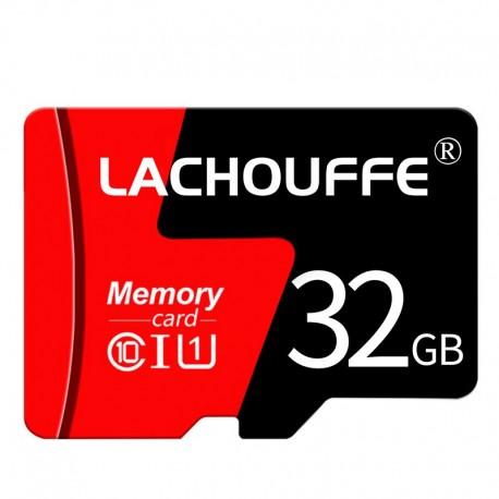 Carte Mémoire MicroSd 32GB (LACHOUFFE)