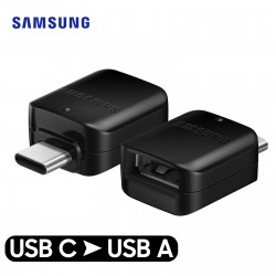 Adaptateur Type-C vers USB 3.1 Adaptateur OTG Connecteur pour Samsung Galaxy S8 S8 + S9 S9 + S10 S10 +