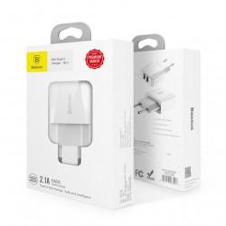 Baseus Double Chargeur USB - 5V 2.1 A
