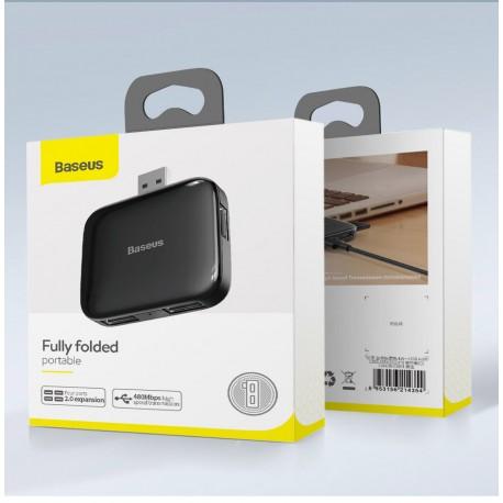 HUB-USB Baseus 4 Ports Usb 2.0 Pour Macbook Pro