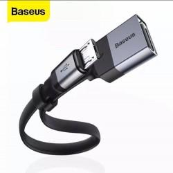 BASEUS - Adaptateur de Cable Micro USB - OTG