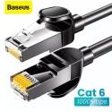 BASEUS - Câble Ethernet Rond  -RJ45 Haut Définition 3M