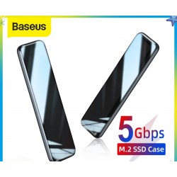 BASEUS - Boitier SSD M.2 - USB Type-C 3.0