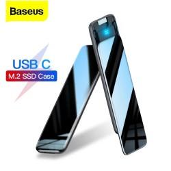BASEUS - Boitier SSD M.2 NGFF - Type USB-C