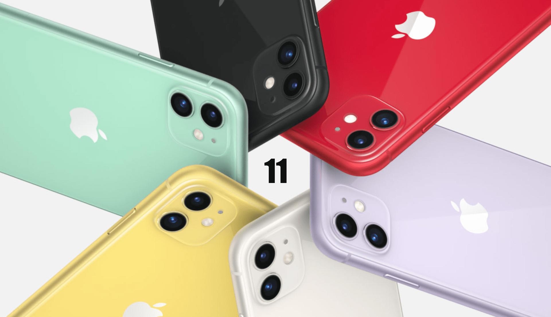 iPhone 11 - TelOneiPhone.fr